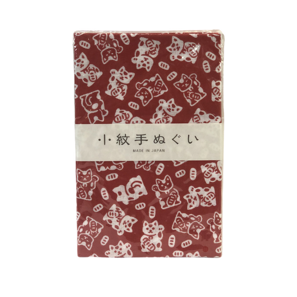 Tenugui (手ぬぐい) hand wiping cloths - MYM33477 - FoodCraft Online Store