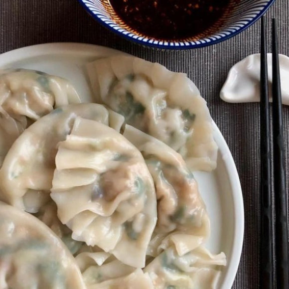 CNY Special Dumpling Making Class - Plant-Based & Fuss-Free Cooking by Sincerely Aline