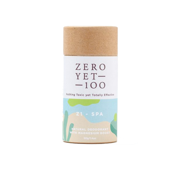 Zero Yet 100 - Z1 Spa Deodorant Push up Stick 50gm - FoodCraft Online Store