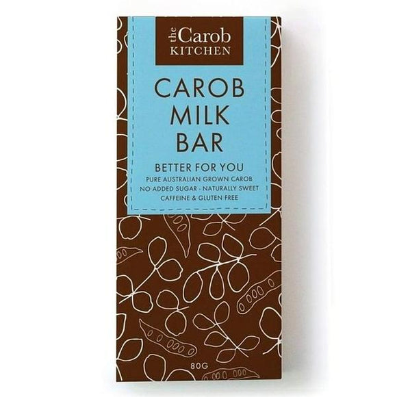 The Carob Kitchen Milk Bar - 80g - FoodCraft Online Store