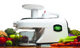 Tribest Greenstar Elite, GSE-5000-B Jumbo Twin Gear Juicer