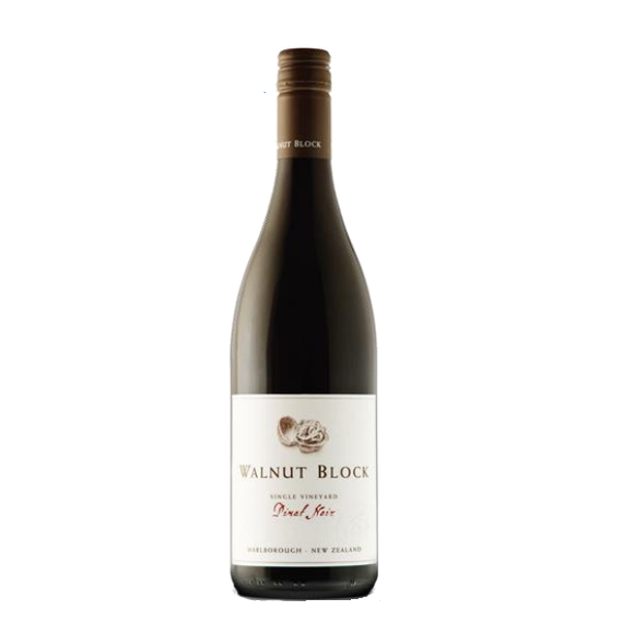 Walnut Block Single Vineyard Pinot Noir, Malborough, Nutcracker 2017 - FoodCraft Online Store