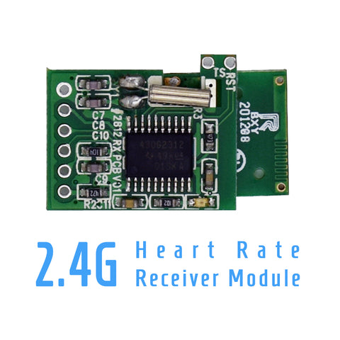 2.4G heart rate receiver module - KYTO2811