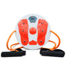 Cord calorie figure trimmer with music massage function - KYTO2236