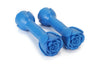 New lady dumbbell with top classic peony design - KYTO3008