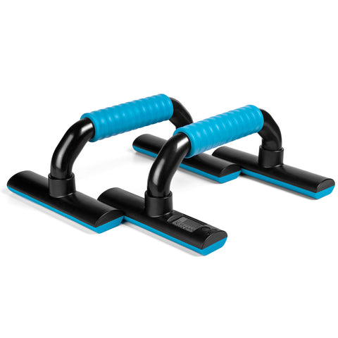 New digital push up bars with infrared count function - KYTO3006