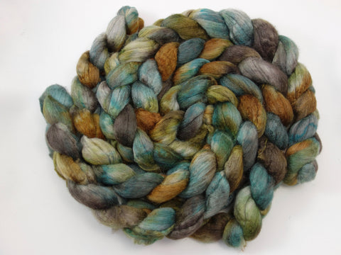 Hand Dyed Wool & Wool Blends