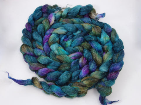 Hand Dyed Fibres