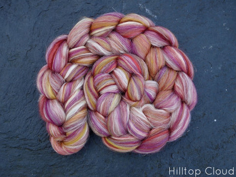 Mabon- Ceilidh Collection. Blended Fibre, 100g - Hilltop Cloud