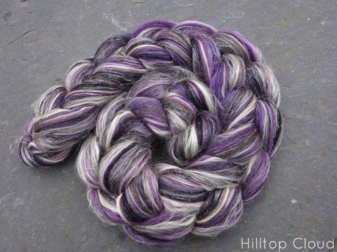 Samhain- Ceilidh Collection. Blended Fibre, 100g - Hilltop Cloud - 1