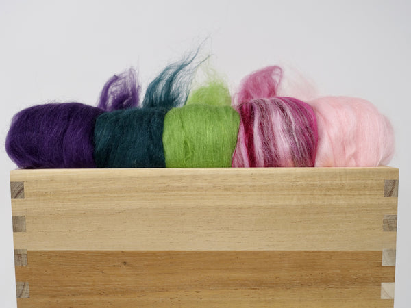 Superfine Merino Mixed Colour Pack