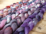 Fade Pack- Cambrian Wool, 5 co-ordinating braids, Hand Dyed British Wool, 500g