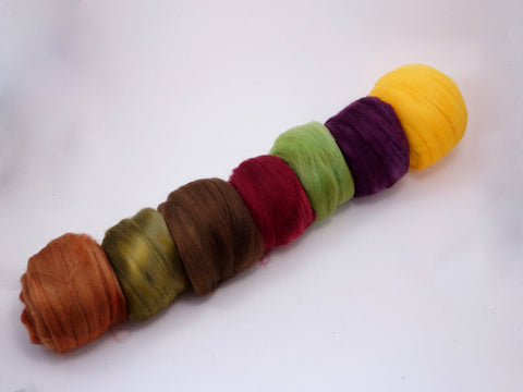 Bach Pack, Fruits of the Season Colourway - 140g Falkland Merino