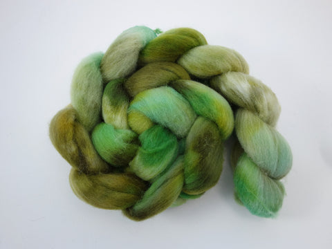 Southdown, Hand Dyed Combed Top, 120g