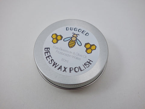 Dugoed Beeswax Polish - Hilltop Cloud