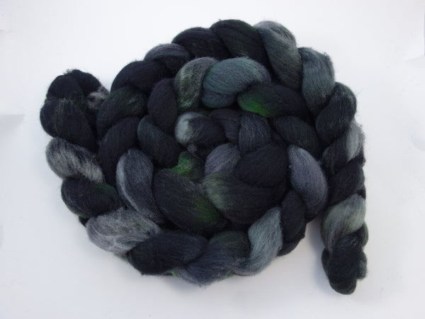 Southdown, Hand Dyed Combed Top, 120g, Semi-Solid Colourway