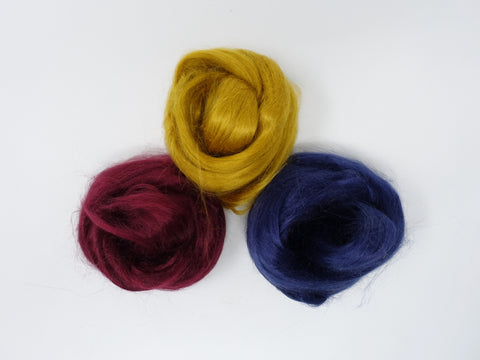 Ramie Tops- 110g- Primary Colours (DHG)