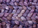 Superfine Merino, Hand Dyed Combed Top 100g- Semi Solid