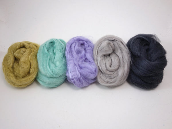 Tussah Silk Colour Pack- 100g- Parfum (DHG)