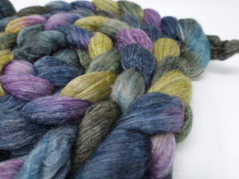 Tussah Silk Colour Pack- 100g- Spicery (DHG)