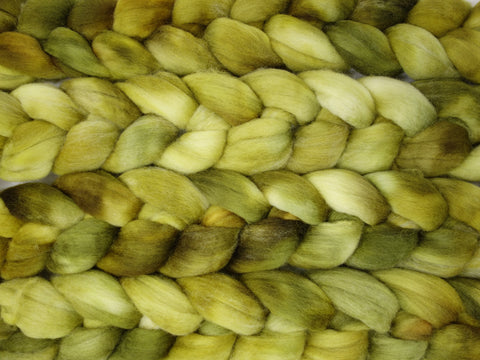 Superfine Shetland, Hand Dyed, Semi-Solid, British Wool, 100g