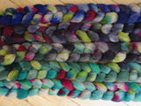 Fade Pack-Shetland, 5 co-ordinating braids, Hand Dyed British Wool, 500g