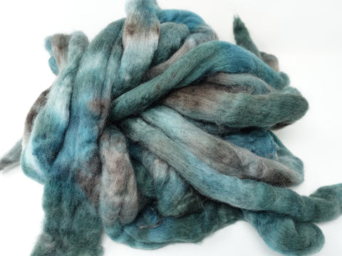 Rio Gallegos Wool, Hand Dyed Oddments, 215g