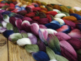 Fade Pack- Rio Gallegos Wool, 5 co-ordinating braids, Hand Dyed, 500g