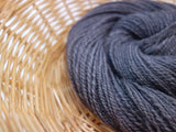Storm- Nordic Collection. Blended Corriedale & Merino Top, 100g - Hilltop Cloud