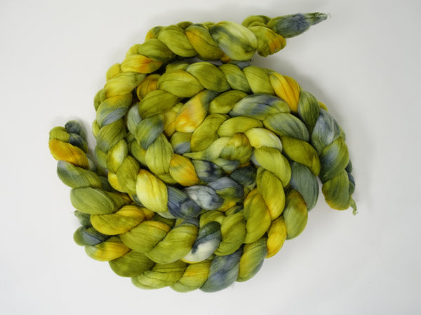 Rambouillet, Hand Dyed, Variegated 100g