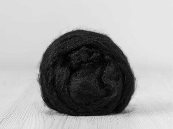 Tussah Silk Tops-  50g & 100g- Dark (DHG)