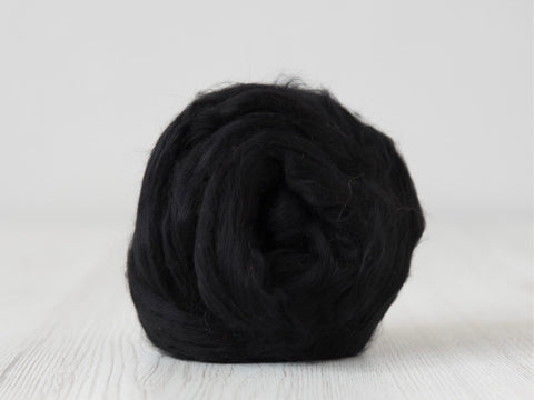 Cotton Sliver- 50g & 100g- Dark (DHG)