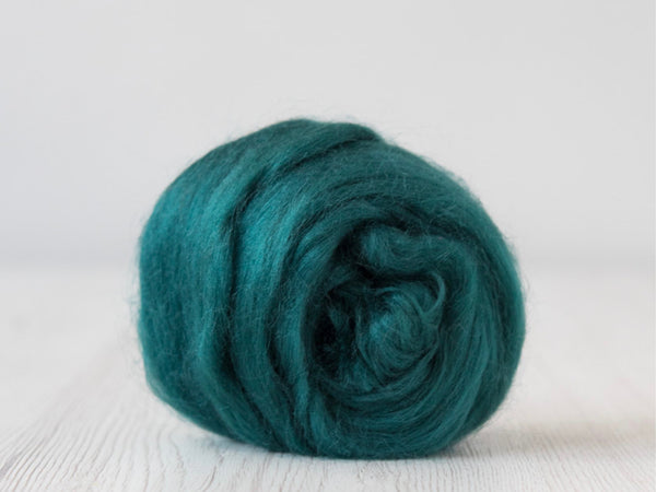 Tussah Silk Tops- 100g- Ireland (DHG)
