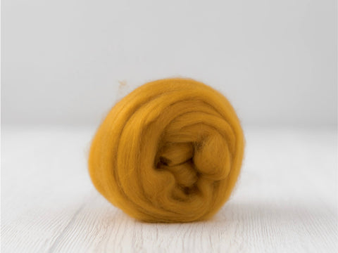 Cashmere Tops- 50g- Light Saffron (DHG)