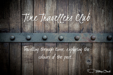 Time Travellers Club- Monthly Subscription. 100g-300g