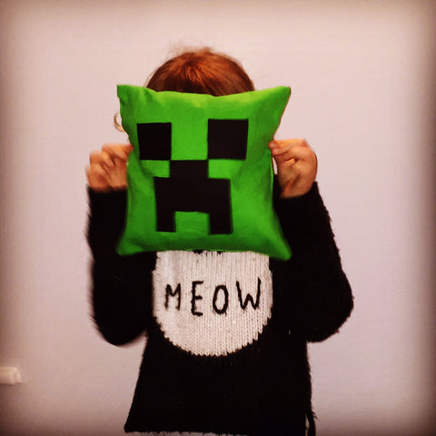 Creeper cushion