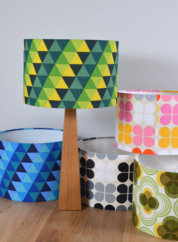 Retro lamp shades