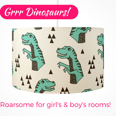 Dinosaur home accessories for kids
