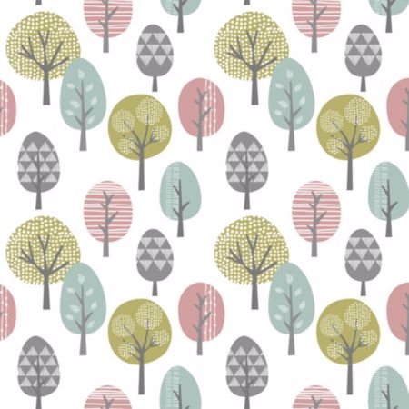 Trees Wallpaper by Contour