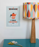 Autumn Lampshade - hunkydory home  - 2