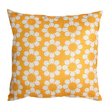 Isobel's Flowers Yellow Cushion - hunkydory home  - 1