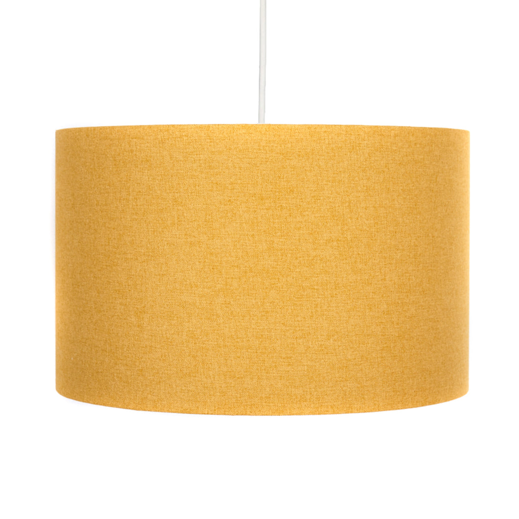Yellow Lampshade - hunkydory home