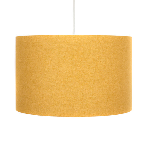 Saffron Yellow Lampshade