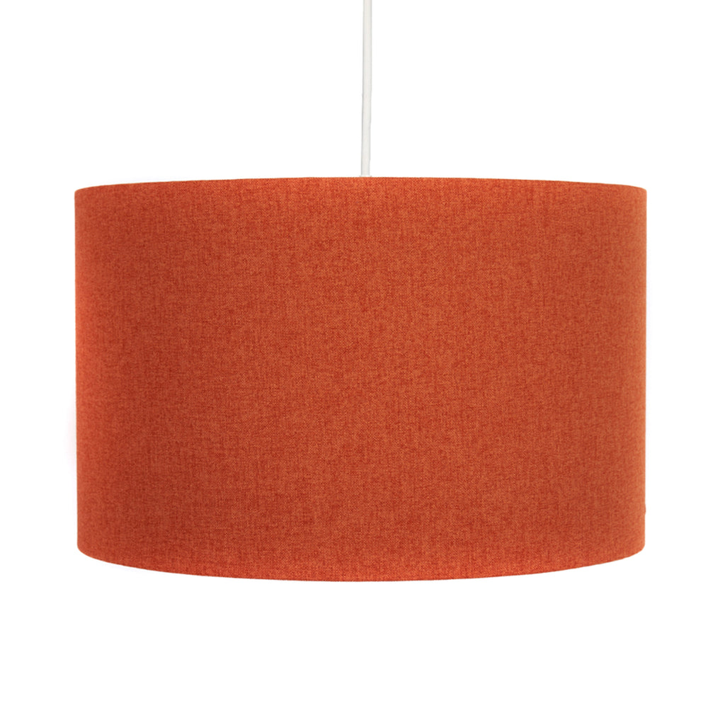 Orange Lampshade - hunkydory home