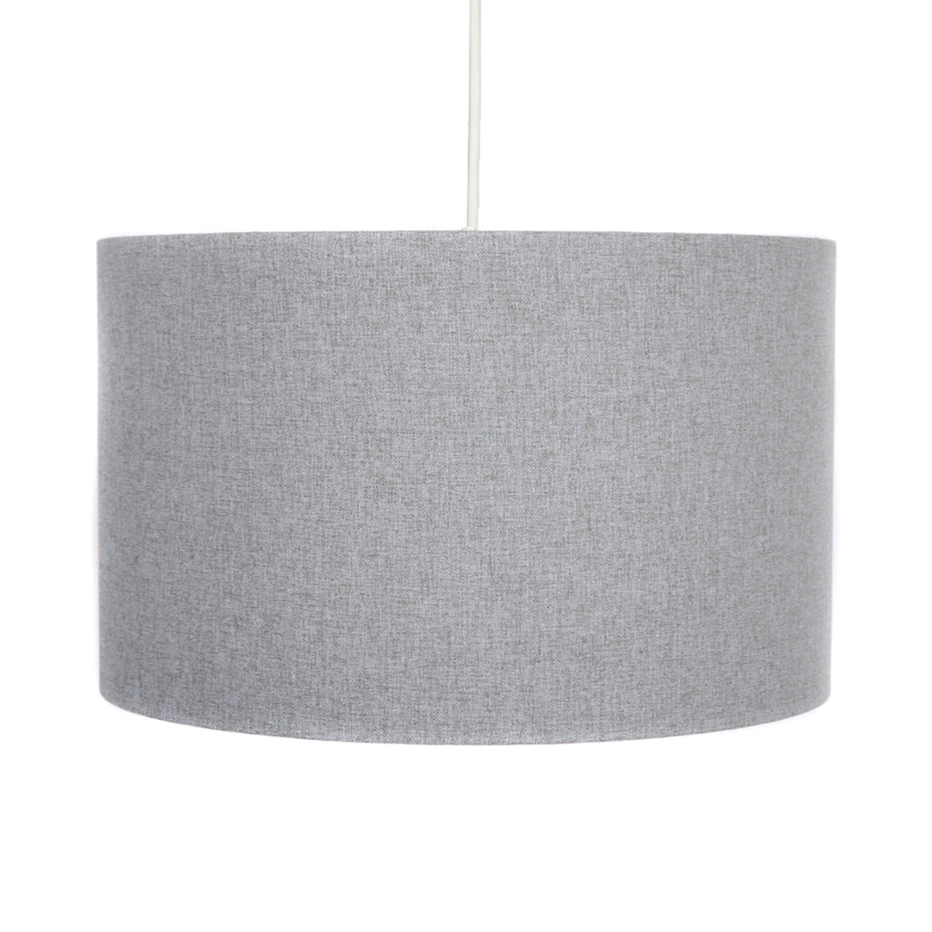 Steel Grey Lampshade - hunkydory home