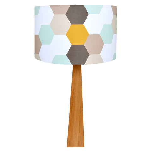 Hexagons Table Lamp