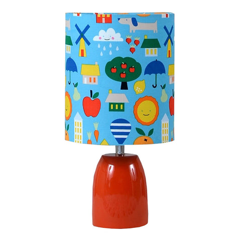 Little City Table Lamp