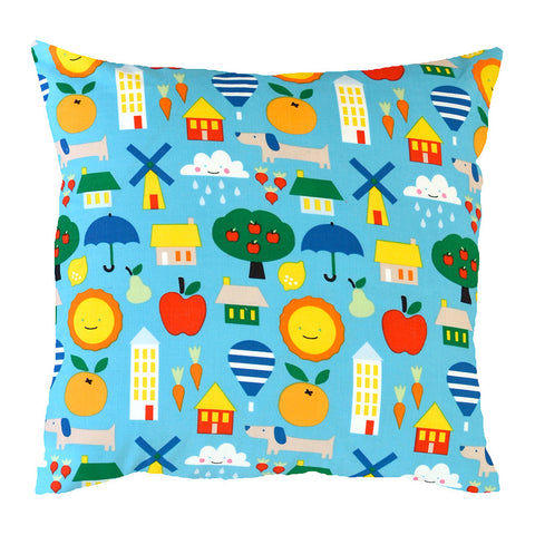 Little City Cushion