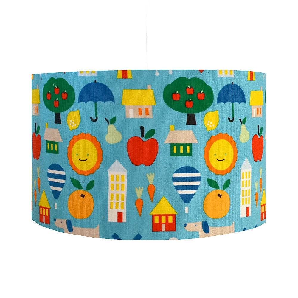 Little City Lampshade - hunkydory home  - 2