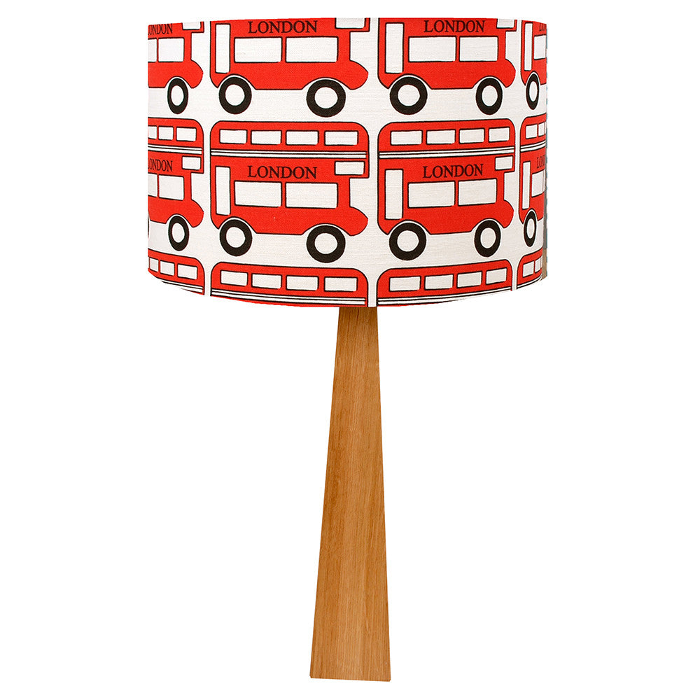 London Bus Table Lamp - hunkydory home